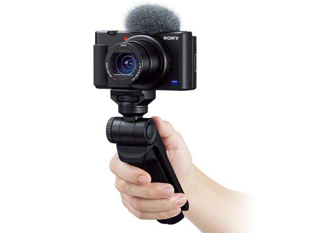 Vlogger一番のおすすめカメラになるか!?SONYがVLOGCAM ZV-1/ZV-1Gを発表♪