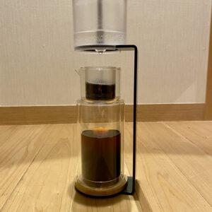 水出しコーヒードリッパーならブルーワーのコールドブリューがおすすめです。